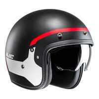 Hjc Fg-70s Modik Mc1sf Helmet White Black Red