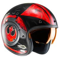 HJC FG-70s Poe Dameron Star Wars Helm