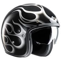 Hjc Fg-70s Aries Mc5 Helmet Black Gray