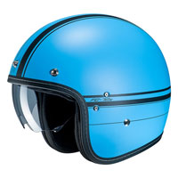 Open Face Helmet Hjc Fg 70s Ladon Light Blue
