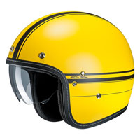 Open Face Helmet Hjc Fg 70s Ladon Yellow