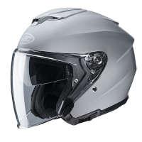 Hjc I30 Open Face Helmets Nardo Grey