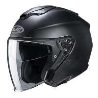 Hjc I30 Open Face Helmets Matt Black