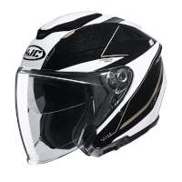 Hjc I30 Slight Open Face Helmets White