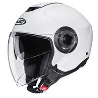 Hjc I40 Helmet Flat White