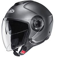 Hjc I40 Helmet Flat Titanium