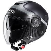 Hjc I40 Wirox Helmet Titanium Black