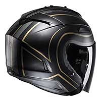 Hjc Is-33 2 Apus Mc9sf Oro Nero