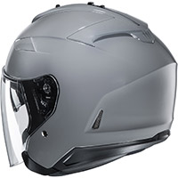 Hjc Is-33 2 Helmet Nardo Grey
