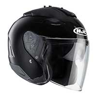 Hjc Is-33 2 Metal Helmet Black