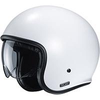 Hjc V30 Helmet Matt White