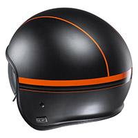Hjc V30 Equinox Helmet Black Orange