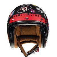 Mt Helmets Le Mans 2 Sv Anarchy A1 Matt Black