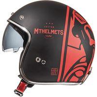 Mt Helmets Le Mans 2 Sv Divenire A0 Red