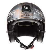Mt Helmets Le Mans 2 Sv Hardcore A0 Matt Brown
