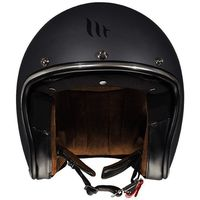 Mt Helmets Le Mans 2 Sv Solid A1 Nero Opaco