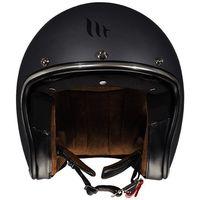 Mt Helmets Le Mans 2 Sv Solid A1 Matt Black