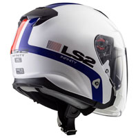 Ls2 Infinity Of521 Smart White Red Blue