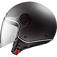 Ls2 Sphere Lux Of558 Solid Titanio Opaco