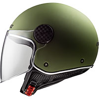 Ls2 Sphere Lux Of558 Solid Matt Military Green