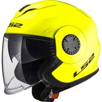 Ls2 Verso Of570 Solid Giallo Fluo