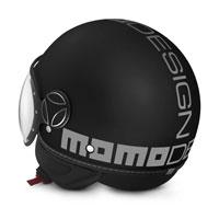 Momo Design Fgtr Classic Matt Black