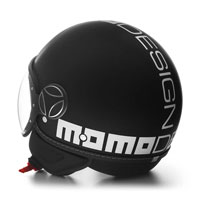 Momo Design Fgtr Evo Matt Black