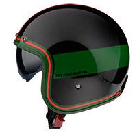 Casco Mt Helmets Le Mans 2 Sv Tant C5 rojo opaco