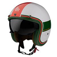 Casco Mt Helmets Le Mans 2 Sv Tant D5 rojo