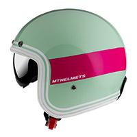 Casco Mt Helmets Le Mans 2 Sv Tant D8 rosa