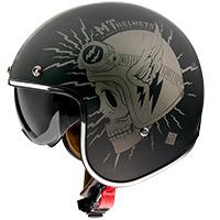 Casco Mt Helmets Le Mans 2 Sv Diler A2 gris