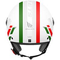 Casco Mt Helmets Street Scope C5 rojo