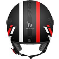 Casco Mt Helmets Street Scope D5 rojo