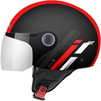 Casco Mt Helmets Street Scope D5 Rosso