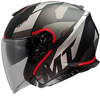 Mt Helmets Thunder 3 Sv Jet Bow A5 Helmet Red