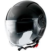 Casco Mt Helmets Viale SV Break A1 negro