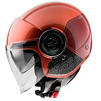 Casco Mt Helmets Viale SV Break A5 rojo