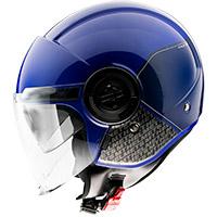 Casque Mt Helmets Viale Sv Break A7 Bleu