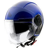 Casco Mt Helmets Viale SV Break A7 azul