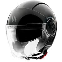Mt Helmets Viale Sv Solid A1 Helmet Black