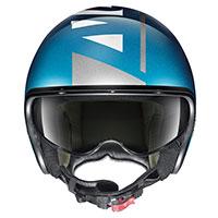 Nolan N21 Avant Garde sapphire azul