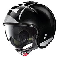 Nolan N21 Avant Garde metal negro