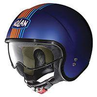 Nolan N21 Joie De Vivre Flat Cayman Blue