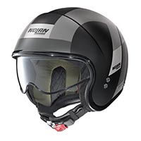 Nolan N21 Spheroid Helmet Black Gray