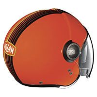 Nolan N21 Visor Joie De Vivre Led Orange