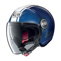Nolan N21 Visor Dolce Vita Cayman Blue