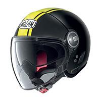Nolan N21 Visor Dolce Vita Yellow Black