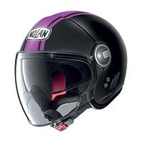 Nolan N21 Visor Dolce Vita Purple Black