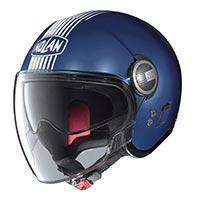 Nolan N21 Visor Joie De Vivre Helmet Imperator Blue