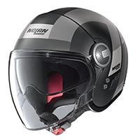 Nolan N21 Visor Spheroid Helmet Black Gray